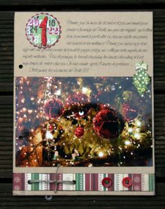 daily december idea