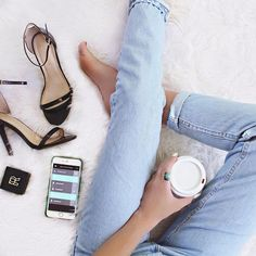 BRB: Time for a quick coffee break | @misstarabelle