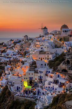 Wonderful Santorini by George Papapostolou, via 500px
