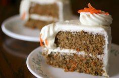 Easy Gluten Free Carrot Cake Recipe