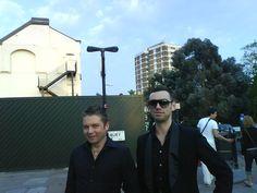 boys in black.