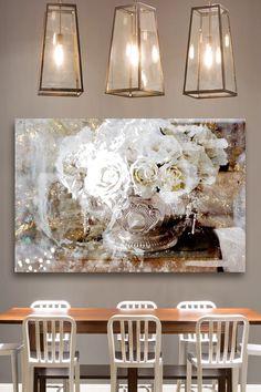 Serving Roses Canvas Art | HauteLook