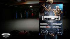Martial Arts Academy - Poster
