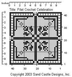 filet crochet help