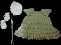 vestidito a crochet por Miriam