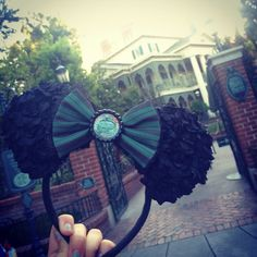 Haunted mansion ears LOVE!!!