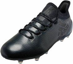 uk availability ea9e2 46e8e adidas X 17.1 FG – Black Super Cyan