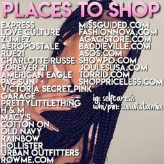 Find images and videos about self love, self care and glo tips on We Heart It - the app to get lost in what you love. Cute Clothing Stores, Best Online Clothing Stores, Girl Clothing Websites, Cheap Clothes Online, Clothing Sites, Girl Advice, Girl Tips, Girl Life Hacks, Girls Life