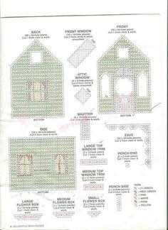 Delightful birdhouses in pc