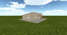 Cool 3D #marketing http://ift.tt/2r6T9e2 #barn #workshop #greenhouse #garage #roofing #DIY