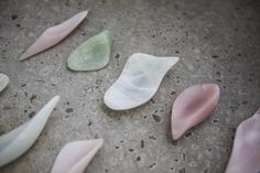 Stone Spoons By Sarah-Linda Forrer