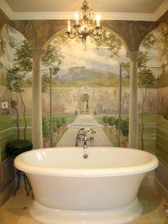 Italian spa