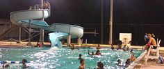 City of Tallahassee Pool Information - Parks and Recreation offers programs at seven facilities, including swim lessons, lifeguard training, water aerobics, the Tallahassee Serinas Synchronized Swim Team, and the Area Tallahassee Aquatic Club (ATAC).