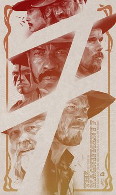 Magnificent Seven - Simon Delart ----