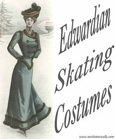 Here you'll find costumes and accessories I've created suitable for – the Edwardian & era; as well as other Edwardian topics. Edwardian Hairstyles, Tam O' Shanter, Old Victorian Homes, Country Wear, Skate Party, Edwardian Era, Historical Costume, Girls Sweaters, Victorian Fashion
