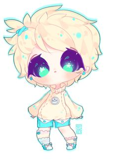 and I had fun drawing him y. [AT Antay Manga Kawaii, Kawaii Chibi, Kawaii Anime Girl, Kawaii Art, Dibujos Anime Chibi, Cute Anime Chibi, Bebe Anime, Kitten Drawing, Neko