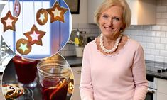 EXCLUSIVE Mary Berry Christmas recipes