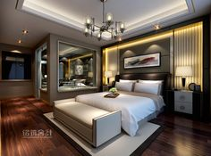 93 Awesome Elegant Modern Bedrooms In Modern Master Bedroom Designs 87 Ideas Modern Bedroom – Elegant Design with A touch, 27 Elegant and Trend Modern Master Bedroom Design Ideas, 10 Elegant yet Simple Bedroom Designs – Master Bedroom Ideas. Interior Design Bedroom, Luxe Bedroom, Bedroom Decor, Bed Design, Luxury House Designs, Home Bedroom, Classic Bedroom, Modern Bedroom, Luxurious Bedrooms