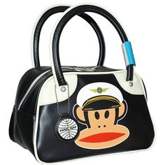 This vintage inspired Pan Am bag is just the thing to make going back to school a treat! Adorable!