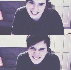 His perfect smile ♥