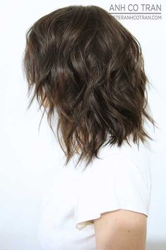 11.Short Shaggy Haircut