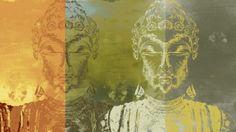 Buddhas Mural - Matthew Lew| Murals Your Way