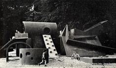 Vaucresson - Aire de jeux - Playground - Pierre Szekely