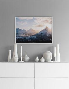Alps plakat i gruppen Plakater hos Desenio AB (8712)