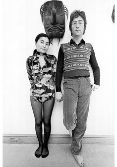 Yoko Ono pour Opening Ceremony http://www.vogue.fr/mode/news-mode/diaporama/yoko-ono-pour-opening-ceremony/10683#5