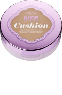 I tried it and it's surprisingly good. This might be my new favourite makeup. It looks light and natural. | Make-up Nude Magique Cushion