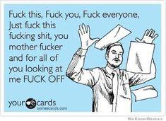Thats how I felt at my last job!!!!