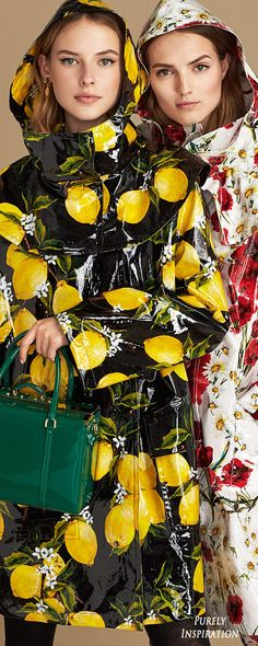 Dolce & Gabbana SS2016 Italian Summer Collection | Purely Inspiration