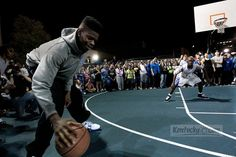 UK players with fans at Madness campout | Basketball Galleries: Women | Kentucky.com