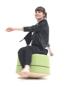 BuzziBalance- helps with acoustics
