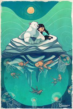 Polar by jennduong.deviantart.com on @deviantART