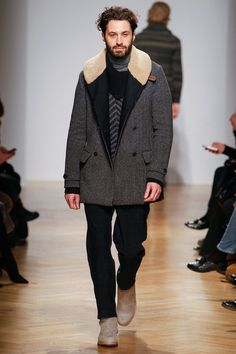 Missoni | Fall 2014 Menswear Collection