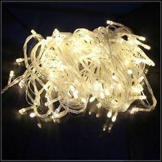 NOVA 10 M/20 M/30 M/50 M/100 M LED Luzes Cordas 100/200/400/600 LEDs de Natal Decorações Do Partido Casamento Garland Iluminação 220 V/110 V em Luz CONDUZIDA Da Corda de Luzes & Iluminaçao no AliExpress.com | Alibaba Group