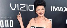 Shohreh Aghdashloo who we know on Syfy The Expanse series. Can find Shohreh now caught up part role in the movie Star Trek Beyond being as Commodore Paris. One amazing interview to read how she loves Star Trek to be part of it.