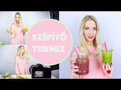 Zöld turmix (smoothie) - Jó anya vagy