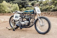 Exclusive Photo of Triumph Tracker. Triumph Tracker Young Gun Old Metal Reviving Dave Hansens Flat Tracker Bike Exif. Flat Track Motorcycle, Flat Track Racing, Tracker Motorcycle, Scrambler Motorcycle, Motorcycle Art, Triumph Thruxton 900, Triumph Motorcycles, Custom Motorcycles, Triumph Bonneville