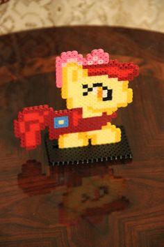 Chibi Pony Series  Applebloom by StormyandAkirasWorld on Etsy, $5.50