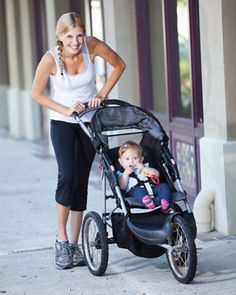 6 Stress-less postpartum weight loss tips for new moms