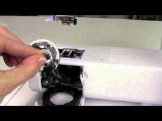 ▶ Bernina 350 08 Cleaning & Oiling - YouTube