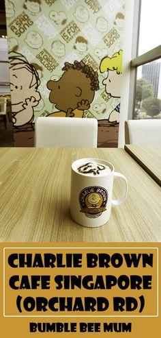 charlie brown cafe singapore at orchard cineleisure bumble bee mum httpbumblebeemum