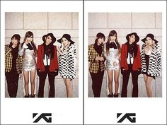 2NE1 write handwritten letters thanking their fans for the 'Missing You' win! | allkpop.com