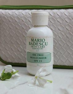 Mario Badescu Oil Free Moisturizer SPF 17 Review #mariobadescuoilfreemoisturizer #mariobadescuoilfreemoisturizersf17 #mariobadescuoilfreemoisturizerspf15 #mariobadescuoilfreemoisturizerspf30 Check more at https://www.glossypolish.com/mario-badescu-oil-free-moisturizer-spf-17-review/