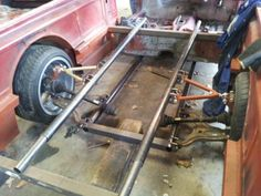 mk1 caddy rear coilovers - Google Search
