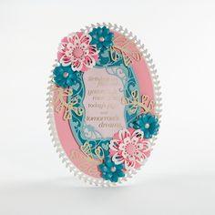 Beautiful Blooms - Magnolia Flora - 1289E