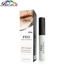 Frete grátis, Feg novos produtos sobrancelha enhancer, Crescimento de sobrancelhas, Eye make up FEG para o crescimento da sobrancelha alishoppbrasil