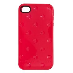 Marc by Marc Jacobs Jelly Embossed iPhone Case #VonMaur